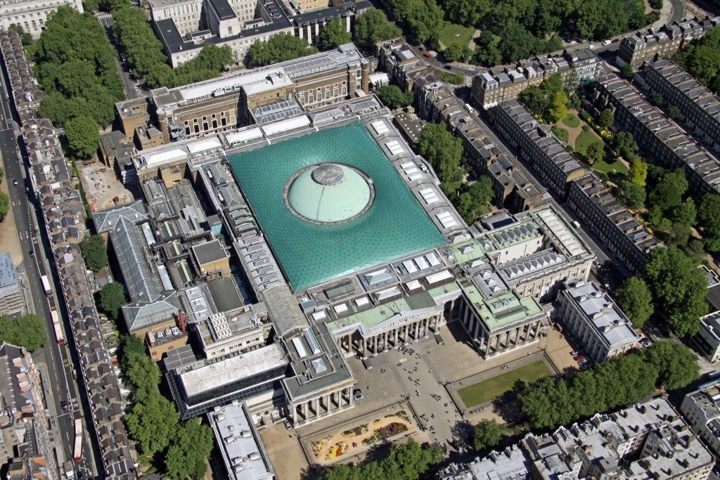 British museum in UK