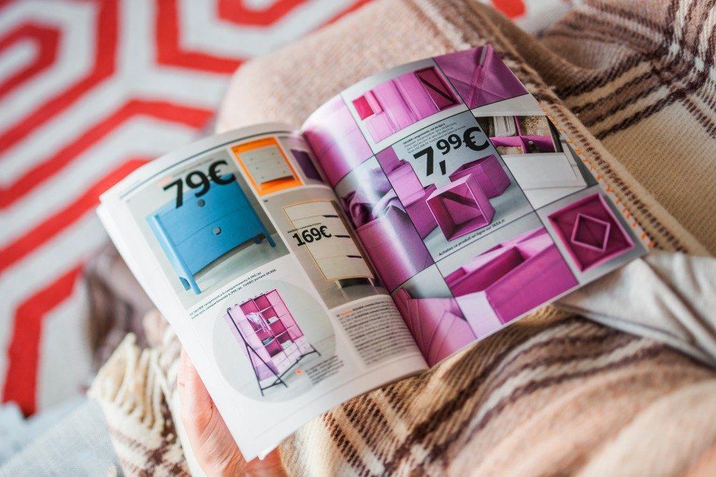 furniture catalog magazine