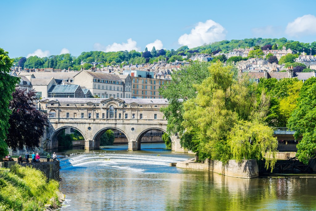 City of Bath, Somerset, England