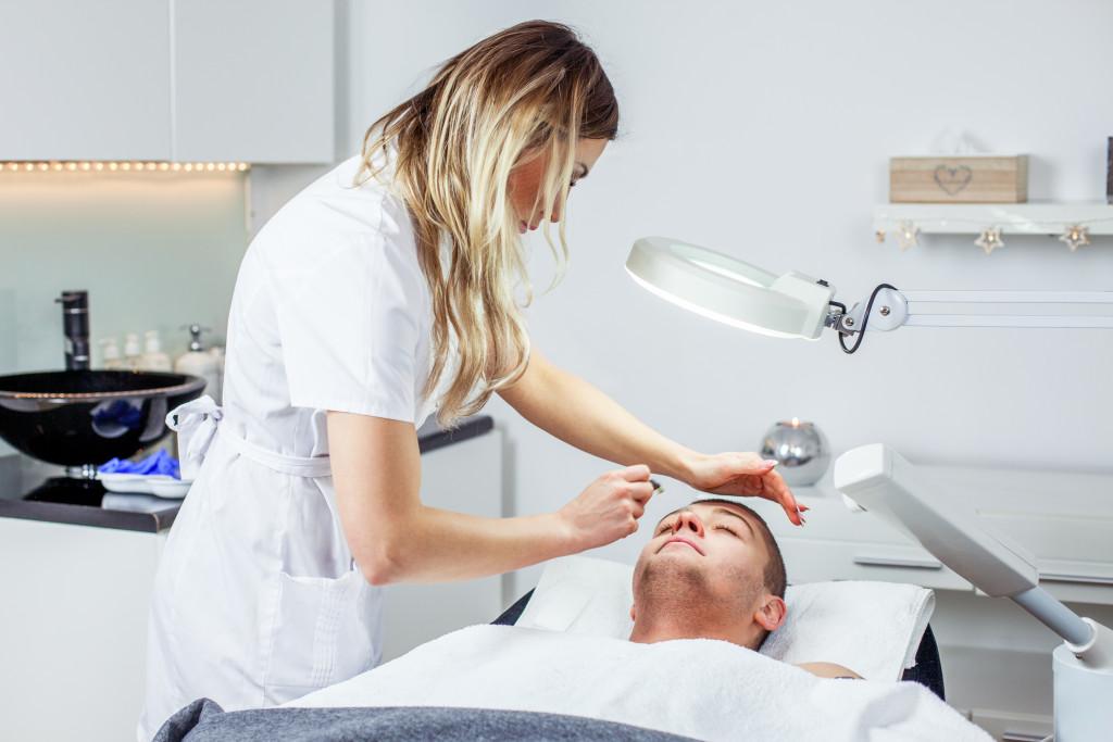 skin procedure